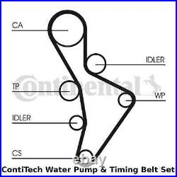 ContiTech Water Pump & Timing Belt Kit (Engine, Cooling)- CT1088WP3 -OE Quality