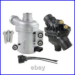 Electric Coolant Water Pump withThermostat Kit for BMW 1 3 5 6 7series X1 X3 X5 Z4