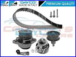 For Audi Seat Skoda Vw 1.4 Dayco Timing Cam/belt Water Coolant Pump Kit New