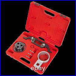 Sealey Petrol Engine Timing Tool & Coolant Pump Kit Vauxhall/Opel Fiat Chain DR