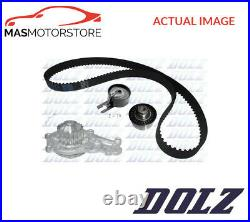 Timing Belt & Water Pump Kit Dolz Kd016 P New Oe Replacement