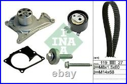 Timing Belt & Water Pump Kit Ina 530 0607 30 P New Oe Replacement
