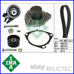 Timing Belt + Water Pump Set for Opel Vauxhall Fiat Alfa Romeo Saab Jeep