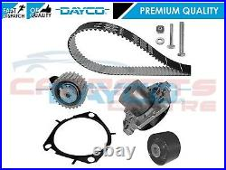 Vauxhall Astra J 2.0 Cdti Dayco Timing Cam/belt Water Coolant Pump Kit A20dtr