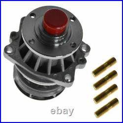 Water Pump Fan Clutch Blade Expansion Tank & Thermostat Kit for BMW E46 Z3 X3
